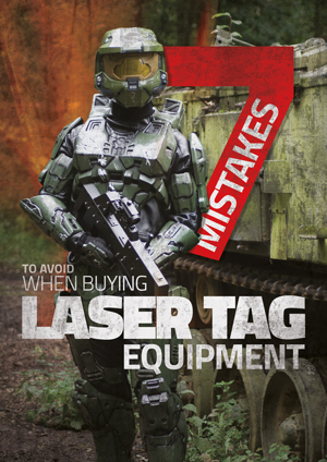 Get your free brochure about Battlefield Sports Laser Tag