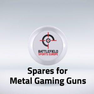 Metal gaming gun Spares